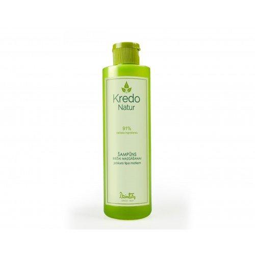 Kredo Natur Шампунь для частого мытья для любого типа волос, 250 мл