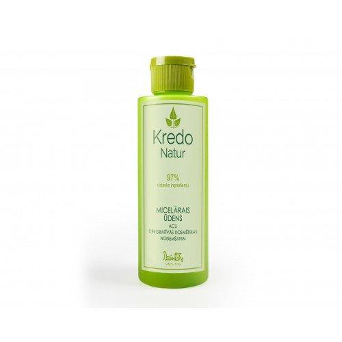 Kredo Natur Мицеллярная вода для снятия макияжа глаз, 150 мл