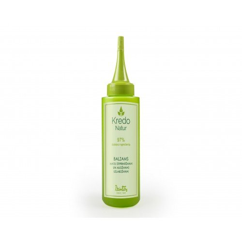 Kredo Natur Бальзам для укрепления и стимулирования роста волос, 100 мл