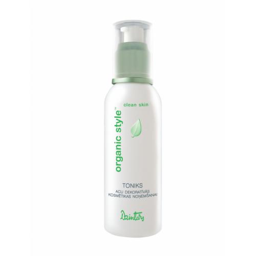 Organic Style Clean Skin Tоник для снятия макияжа глаз, 150 мл