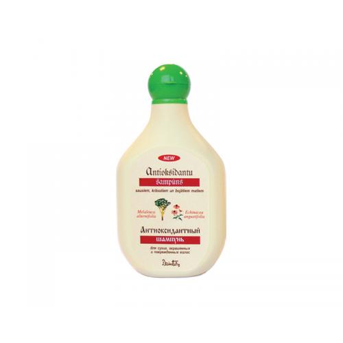 Антиоксидантный шампунь для сухих, окрашенных и повреждённых волос, 240 мл