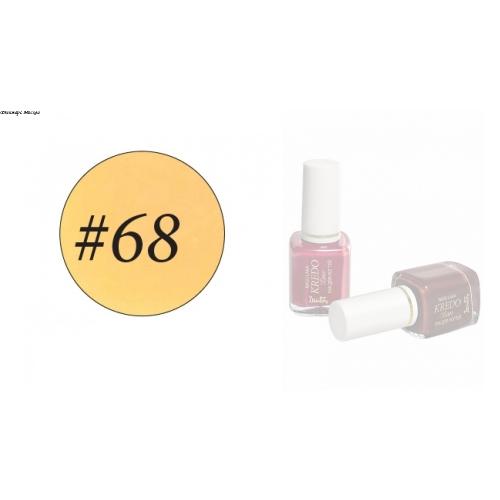 Kredo Lux Лак для ногтей, тон 68, 7 мл